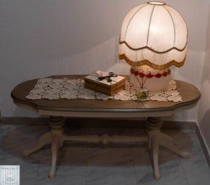 tavolo tavolino basso shabby arredamento soggiorno