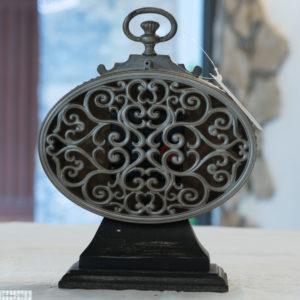 orologio in ferro shabby chic vintage