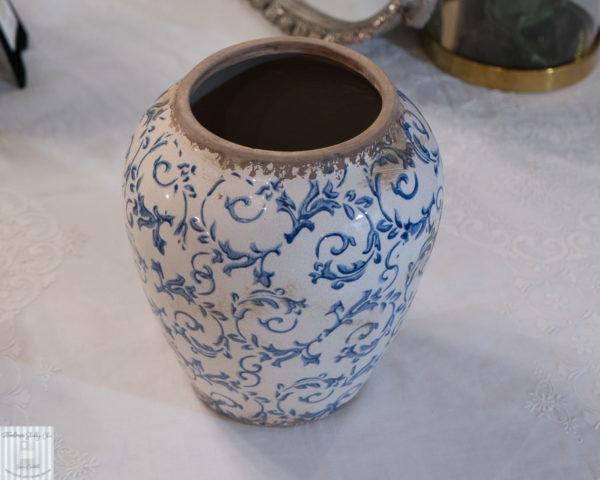 vaso anticato effetto vintage