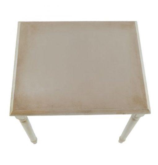 Tavolino da salotto in stile Shabby Chic