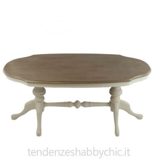 Tavolino da salotto Shabby Chic