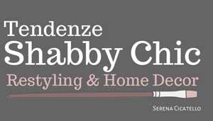 Tendenze Shabby Chic - Tendenze Shabby Chic | Restyling & Home Decor