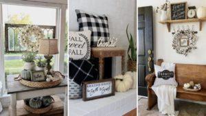 arredare casa in autunno