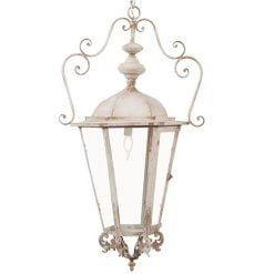 Lanterna a Sospensione da interno H 95 cm