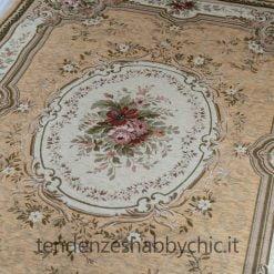 tappeto elegant blanc