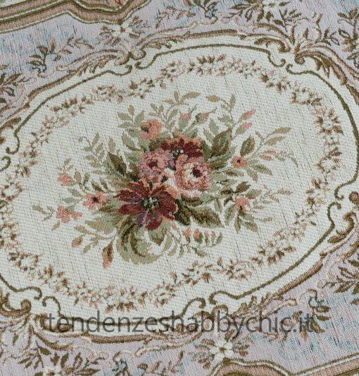 Scendiletto Tappeto Blanc Mariclo Elegant Sabbia 65 x 110