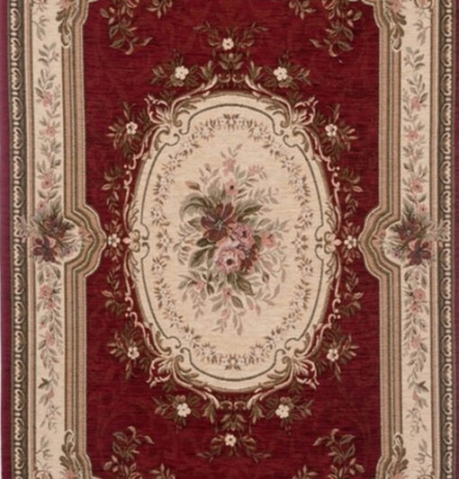 Tappeto Blanc Mariclo Elegant Bordeaux 140 x 195