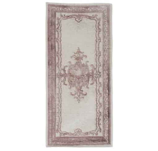 tappeto blanc mariclo dusty rose