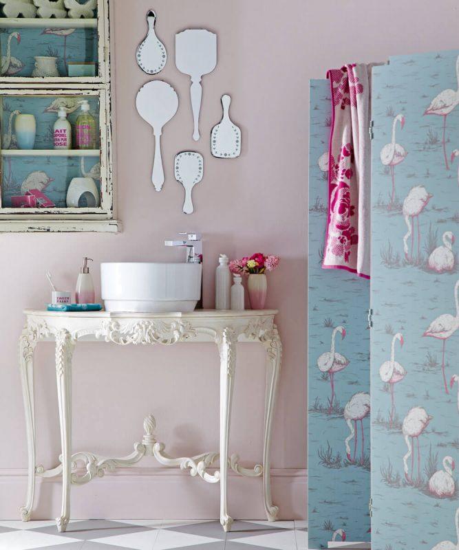 8 Idee per decorare ogni stanza della casa in stile shabby chic
