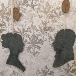 silhouette uomo donna