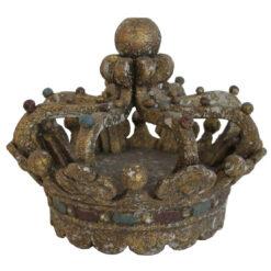corona in resina