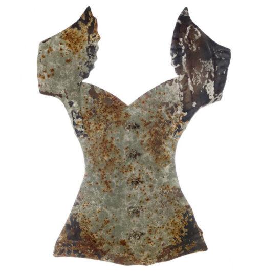 Silhouette corpetto di donna H 60 cm