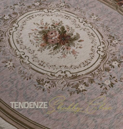 Tappeto Elegant Ovale Rosa 175x240