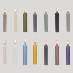 candele piccole