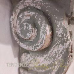 Mensolina Legno Shabby Chic H 13 cm
