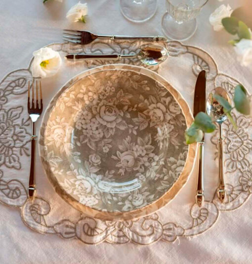 servizio di piatti splendor
