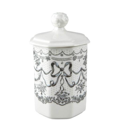 Barattolo in Ceramica con Fiocchi Mathilde M.