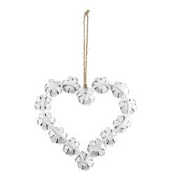 Corona in metallo Romance Mathilde M.