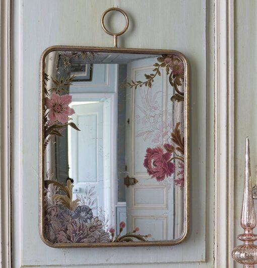 Specchio rettangolare Cabinet des Merveilles Mathilde M.