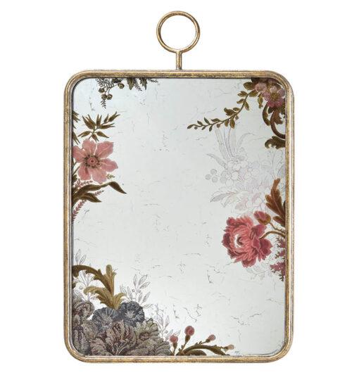 specchio rettangolare design