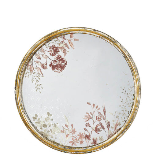 specchio tondo