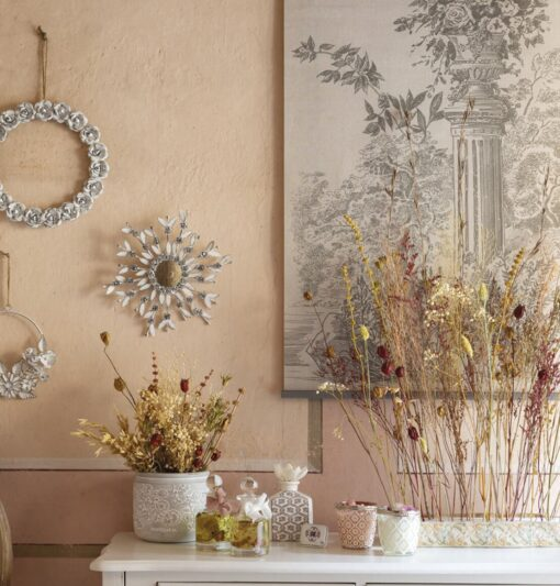 Specchi con fiori Mathilde M.