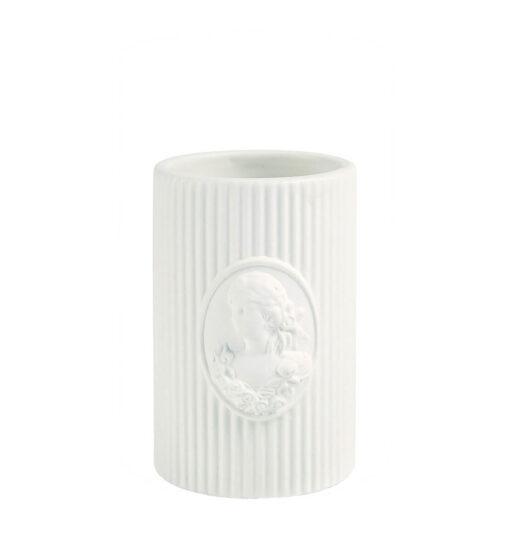 Bicchiere da Bagno in Ceramica Mathilde M. - Marquise