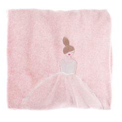 plaid blanc mariclò ballerina