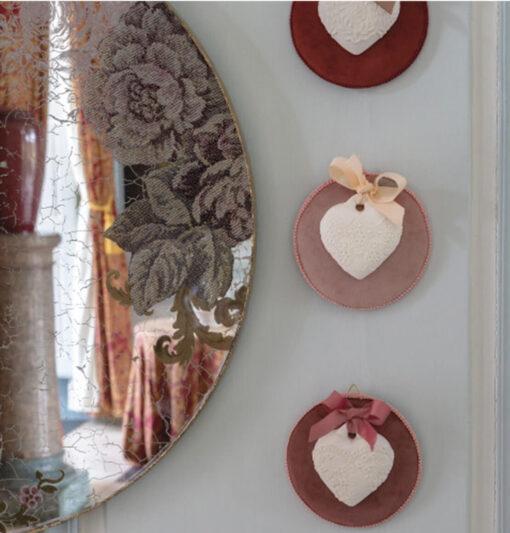 Specchio tondo Cabinet des Merveilles Mathilde M.