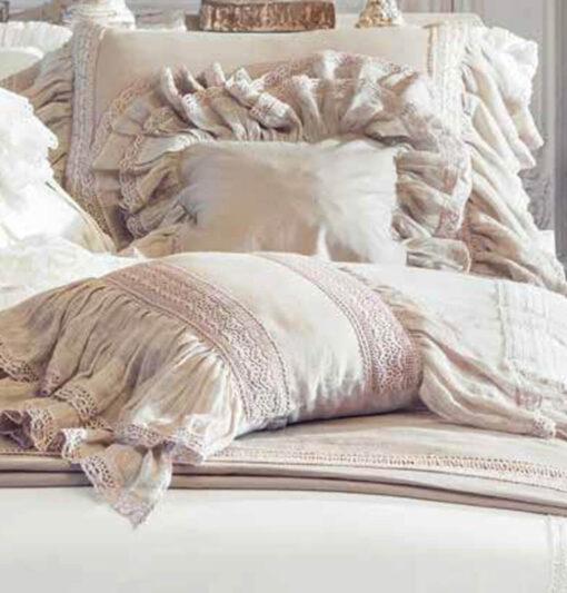 Cuscino con galette Tiepolo