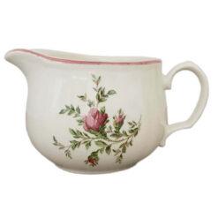 Salsiera in ceramica 420ML Moss Rose - Blanc Mariclò