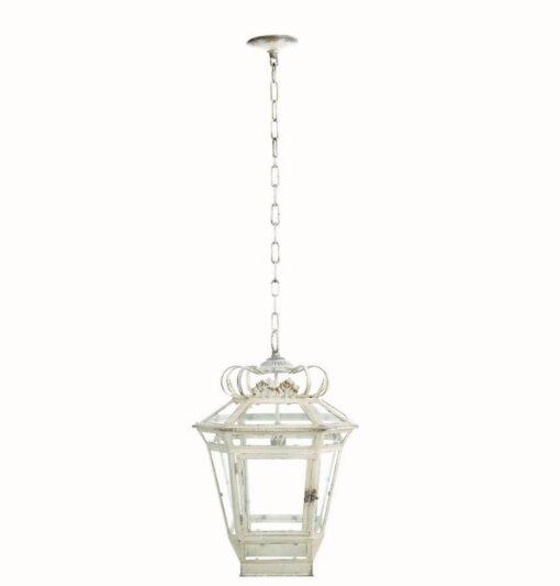 Lampadario Lanterna Giorgiana - Blanc Mariclò